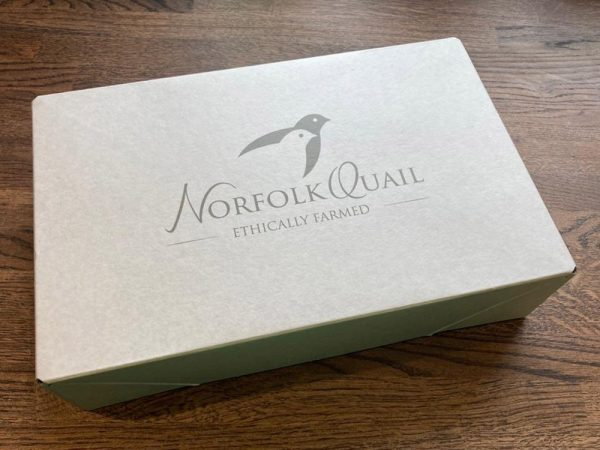 Norfolk Quail Box